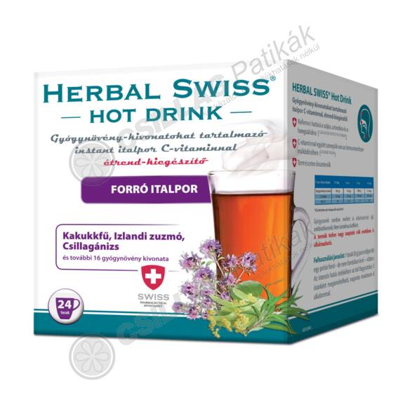 Herbal Swiss Hot Drink (24x)