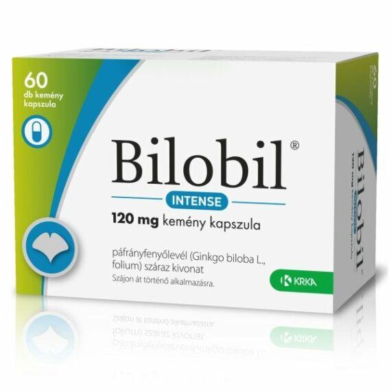 Bilobil Intense 120 mg kemény kapszula (30x)