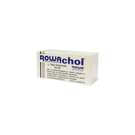 Rowachol kapszula (bliszterben) (30x)