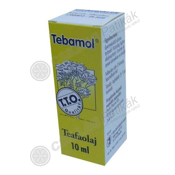 Teafaolaj Tebamol (10ml)