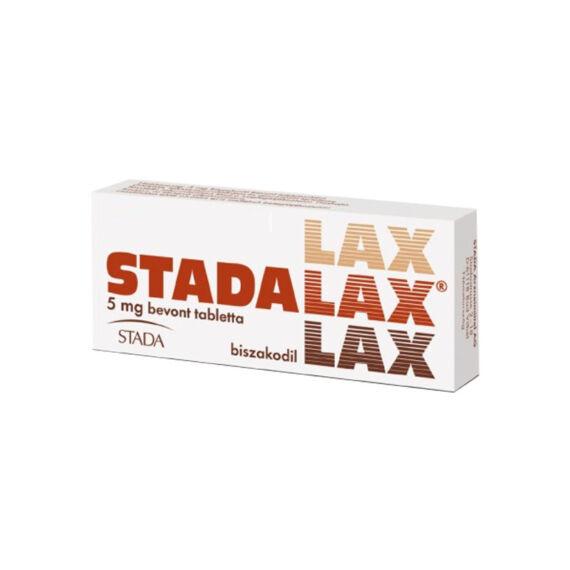 Stadalax 5 mg bevont tabletta (20x)