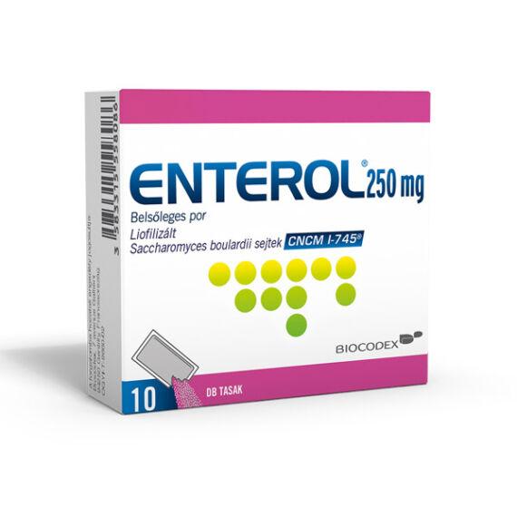 Enterol 250 mg belsőleges por (10x)