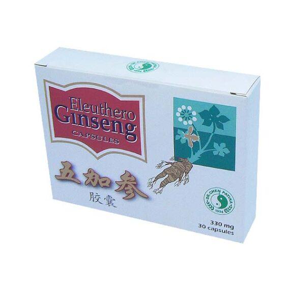 Ginseng eleuthero kapszula DR.CHEN (30x)
