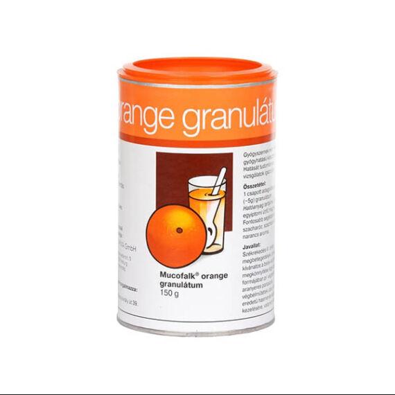 Mucofalk orange granulatum (150g)