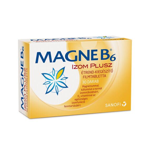 Magne B6 Izom Plusz filmtabletta (30x)