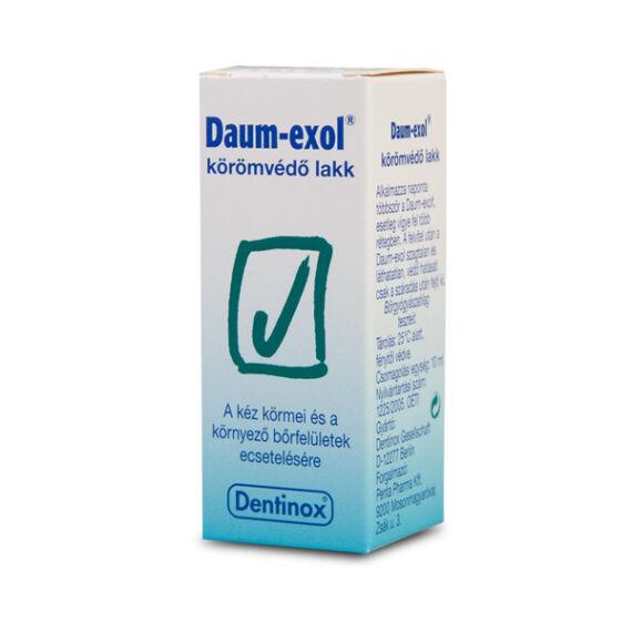 Daumexol körömvédő lakk (10ml)