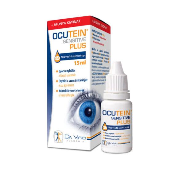 Ocutein Sensitive Plus szemcsepp (15ml)