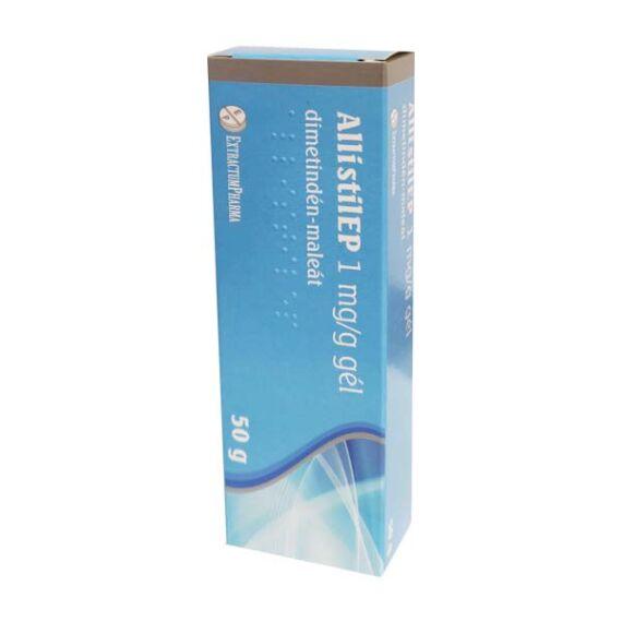 Allistilep 1 mg/g gél (50g)