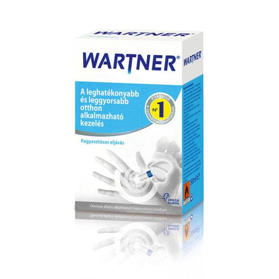 Wartner szemölcsfagyasztó spray (50ml)