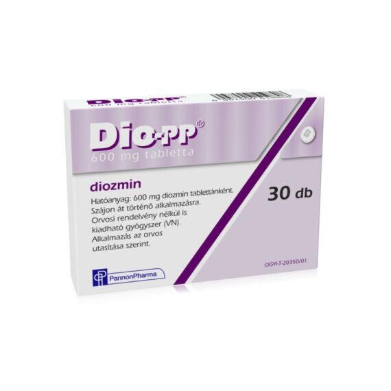 Dio-PP 600 mg tabletta (30x)