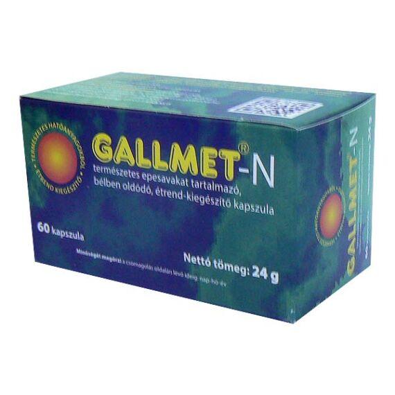 Gallmet-N kapszula (60x)