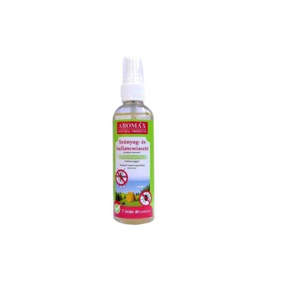 Aromax szúnyog/kullancs riasztó pumpás (100ml)