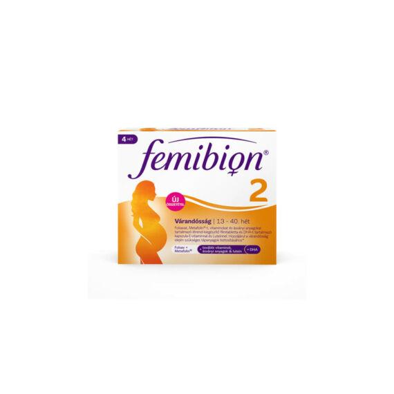 Femibion 2 Várandósság ftabl. és kapsz. (28x+28x)