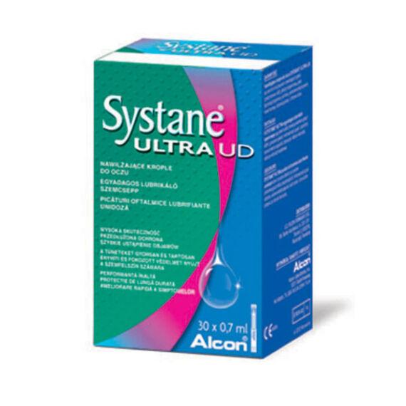 Systane Ultra nedvesítő szemgél (30x0,7ml)