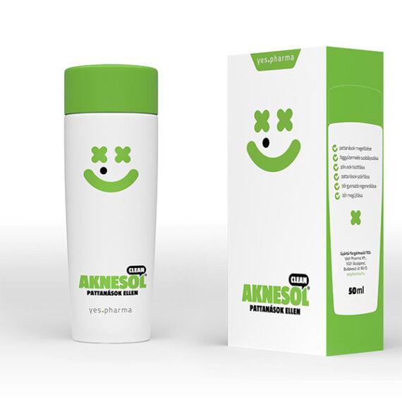 Aknesol Clean folyadék pattanásokra (50ml)