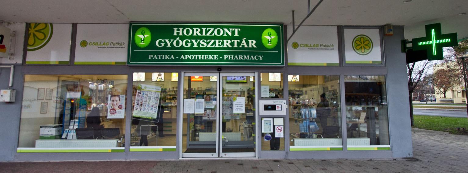 Csillag Patikák - Horizont Gyógyszertár