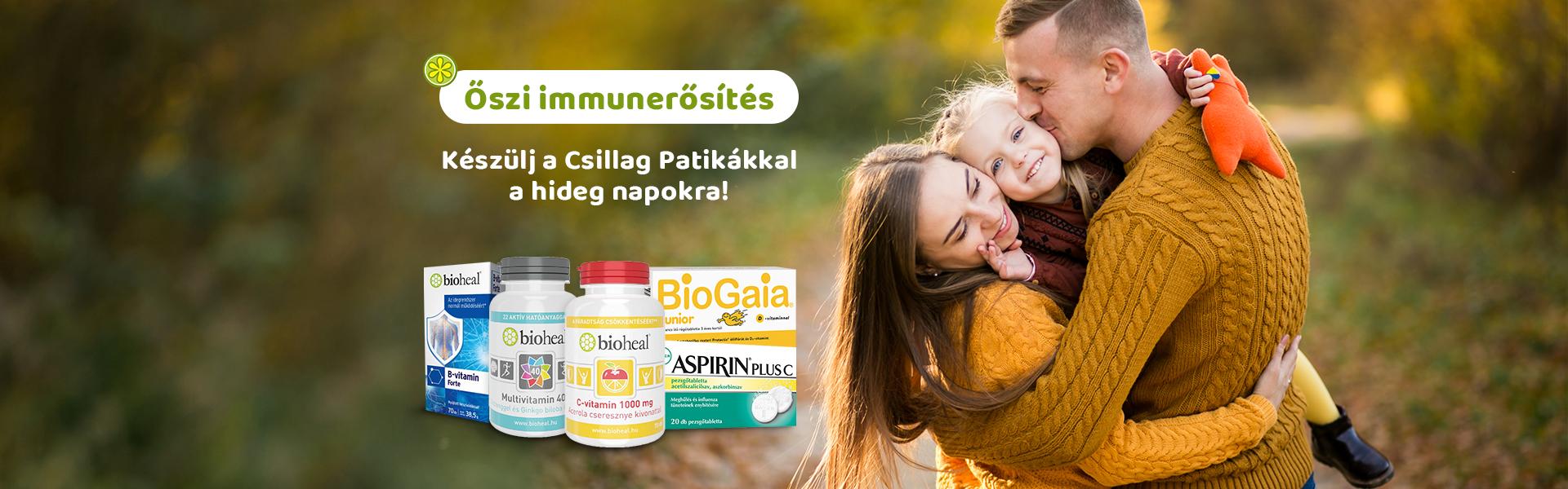 Őszi vitaminraktár
